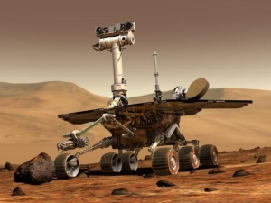 Mars Exploration Rover. [credit JPL]